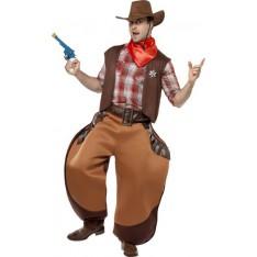 Déguisement Big Bad John Cowboy