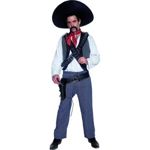 Déguisement bandit mexicain