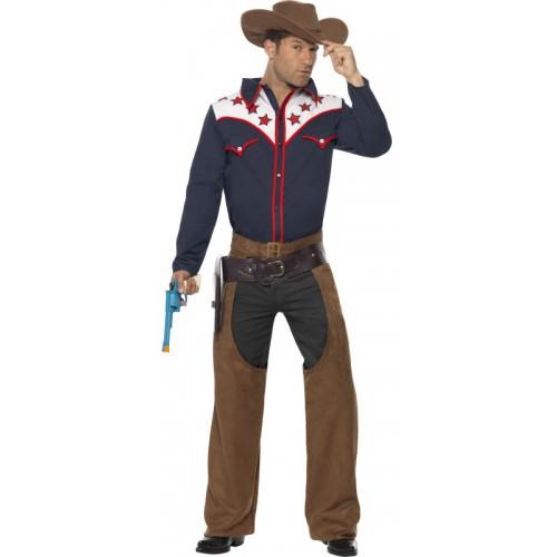 Déguisement de cowboy rodeo