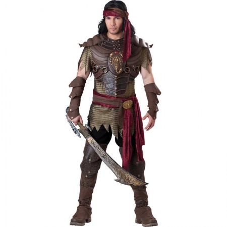 Déguisement pirate : roi scorpion