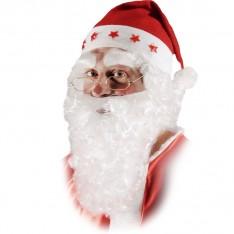 Sourcils blancs de Père-Noëlpas cher