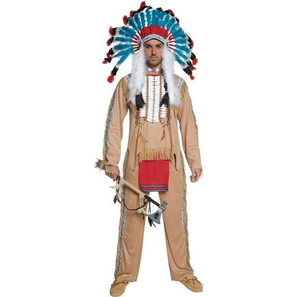 D guisement indien homme adulte western - Deguisement western homme ...