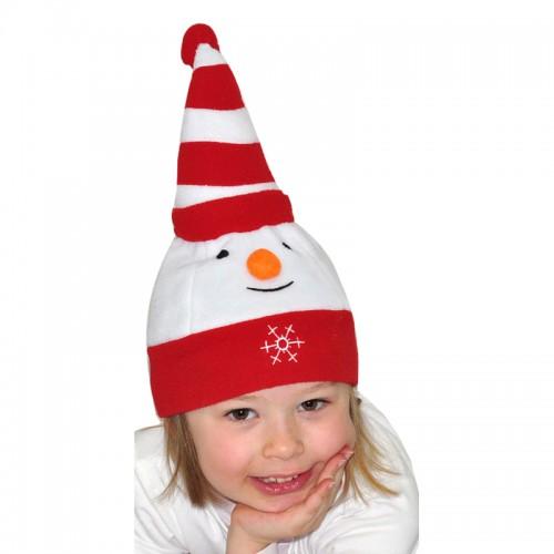 Bonnet polaire de Noël pour bébé