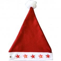 Bonnet lumineux de Noël pour enfant