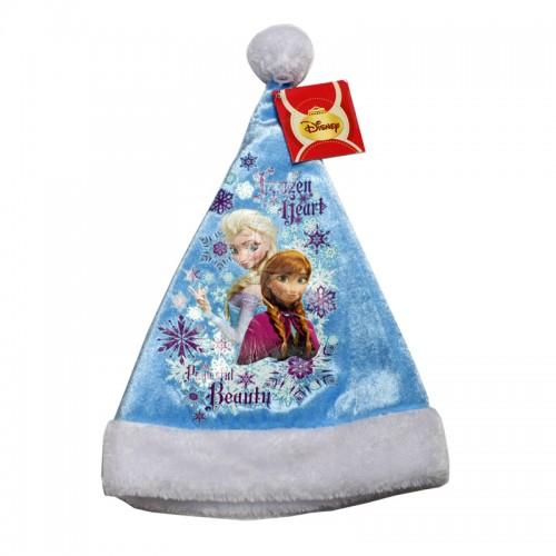 Bonnet de Noël Reine des Neiges ELSA ET ANNA