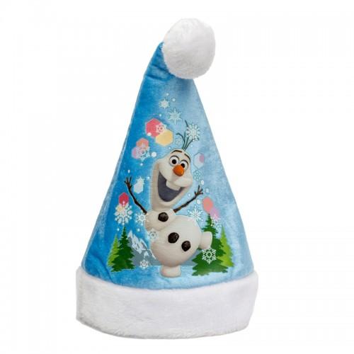 Bonnet de Noël Reine des Neiges OLAF