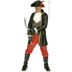 Déguisement boucanier - pirate des Caraïbes