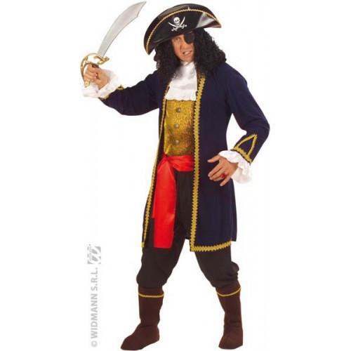 Déguisement captaine pirate