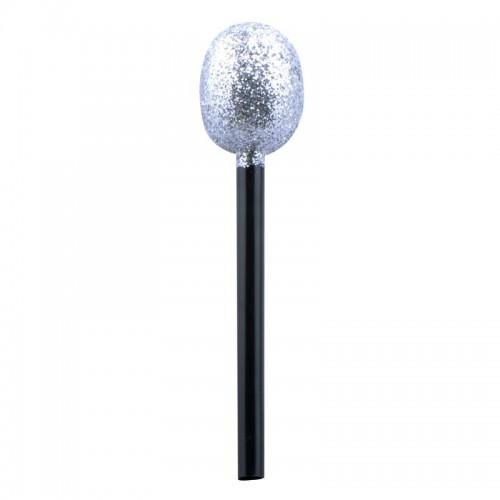 Microphone paillettes