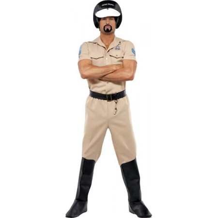 Déguisement Policier Village People Officiel
