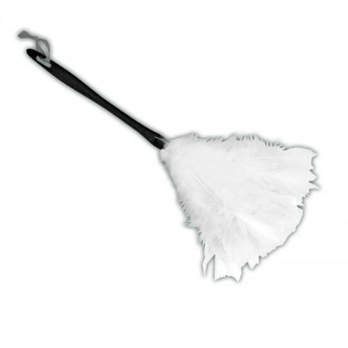 Attrape poussière en plumes