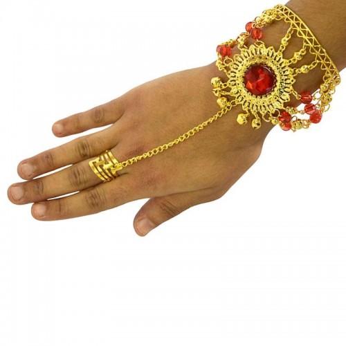 Bracelet oriental bijou de main