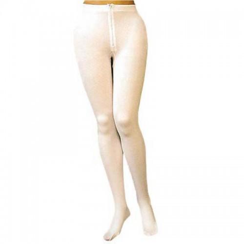 Collants homme blanc taille L/XL